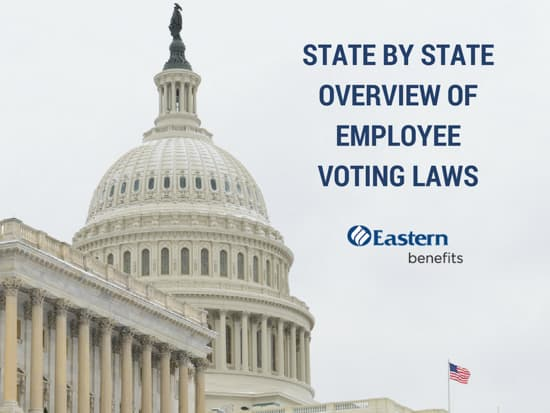 Election Day 2016 – State By State Guide to Employee Voting Laws