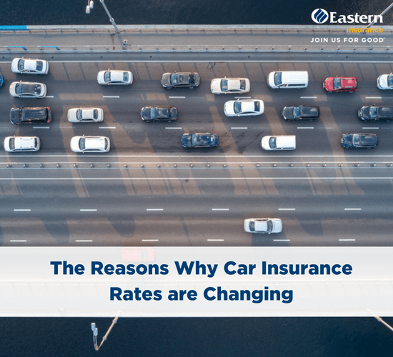 The Reasons Why Car Insurance Rates are Changing