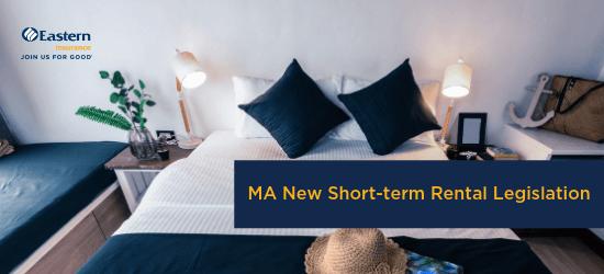 New Massachusetts Short-Term Rental Legislation