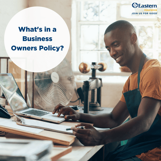 What's In A Business Owners Policy?