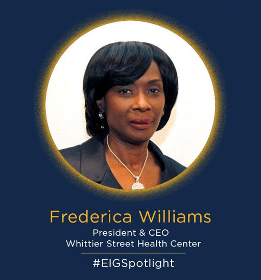 Frederica Williams