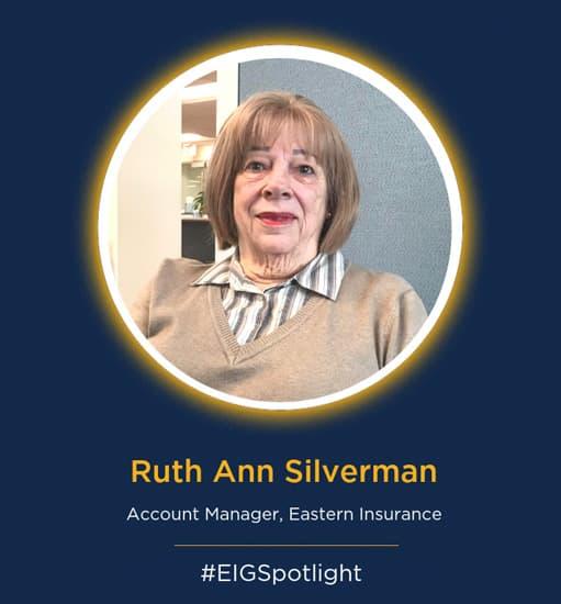 Ruth Ann Silverman