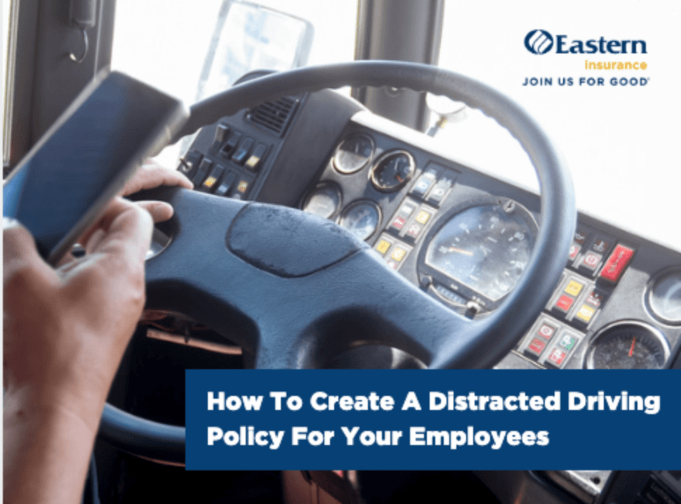 How To Create A Distracted Driving Policy For Your Employees