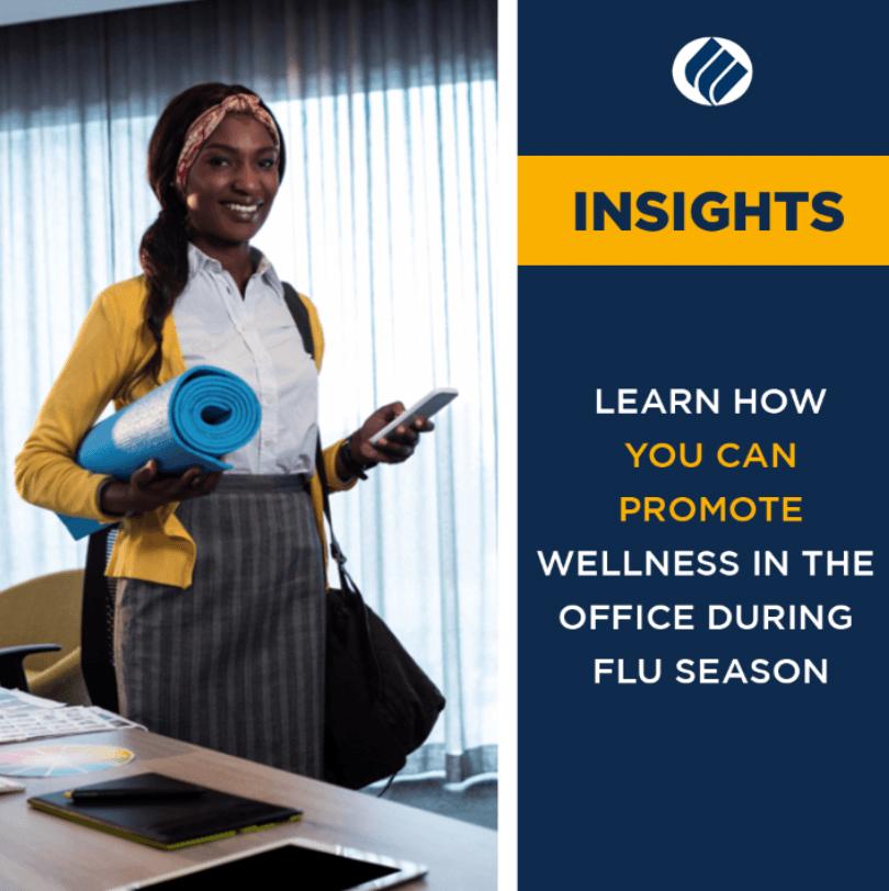 Office Wellness Tips for Flu Season