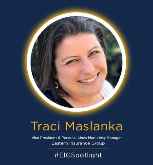 Traci Maslanka Spotlight